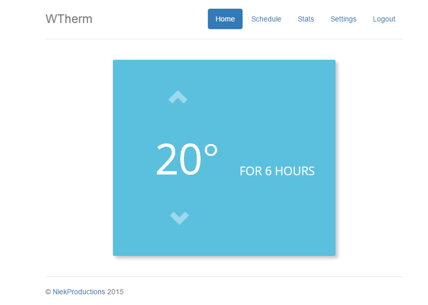 WTherm preview